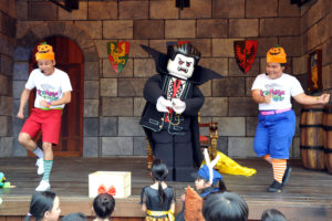 one-of-the-key-activities-is-the-hallowen-show-titled-monsters-catcher-mayhem-at-castle-stage